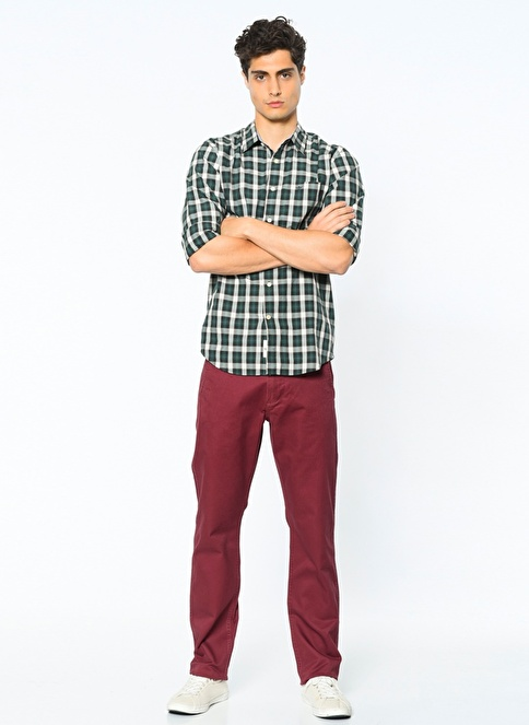 Dockers Pantolon | Slim Tapered Renkli